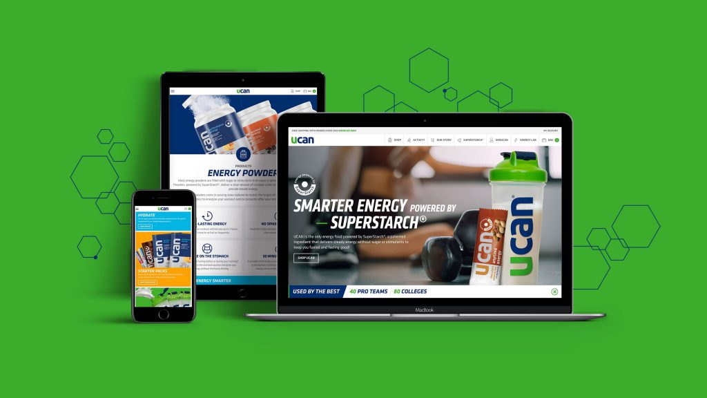 UCAN E-commerce Website Design and Development
